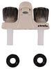 patrick distribution rv faucets bathroom faucet conventional spout - dual knob handle parchment