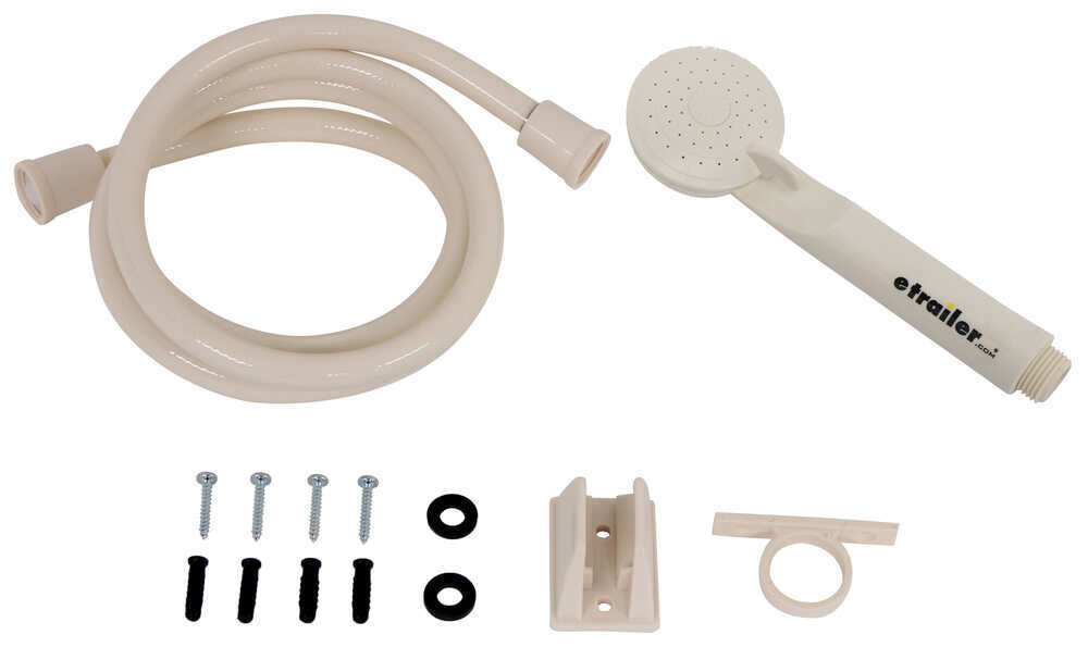RV Showers and Tubs 277-000048 - Parchment - Patrick Distribution