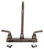 Ultra Faucets Oil Rubbed Bronze RV Faucets - 277-000052