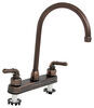 Ultra Faucets Standard Sink Faucet RV Faucets - 277-000052