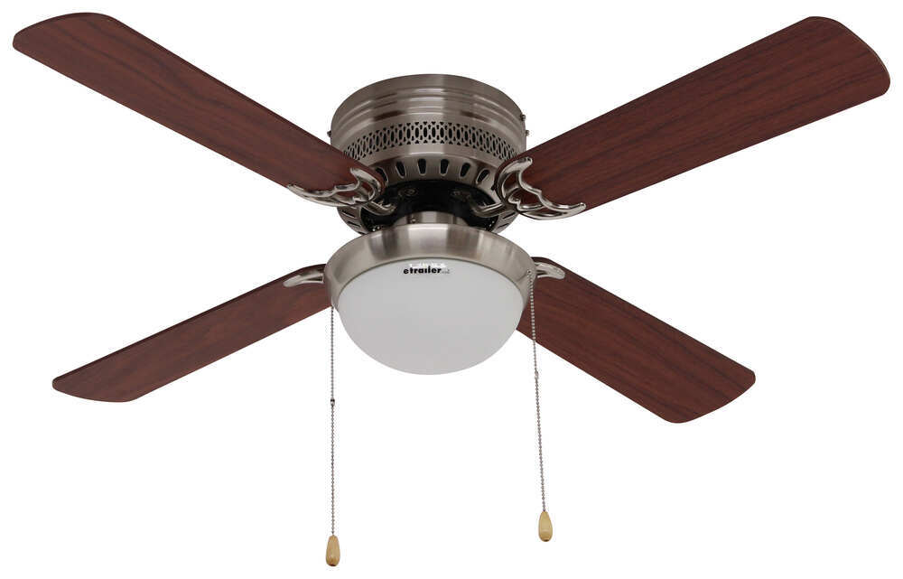 277-000081 - Contemporary Style Light AirrForce Ceiling Fan w Light Kit