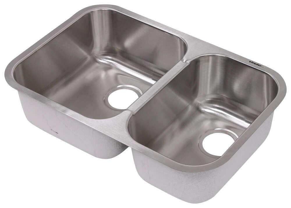 277-000090 - 27-1/2 x 18 Inch Patrick Distribution RV Sinks