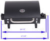 Portable Grills and Fire Pits 277-000091 - Propane - Aussie