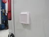 Epicord 30 Amp Twist Lock Power Inlet - White Square 277-000137 on 2018 Nissan NV 2500