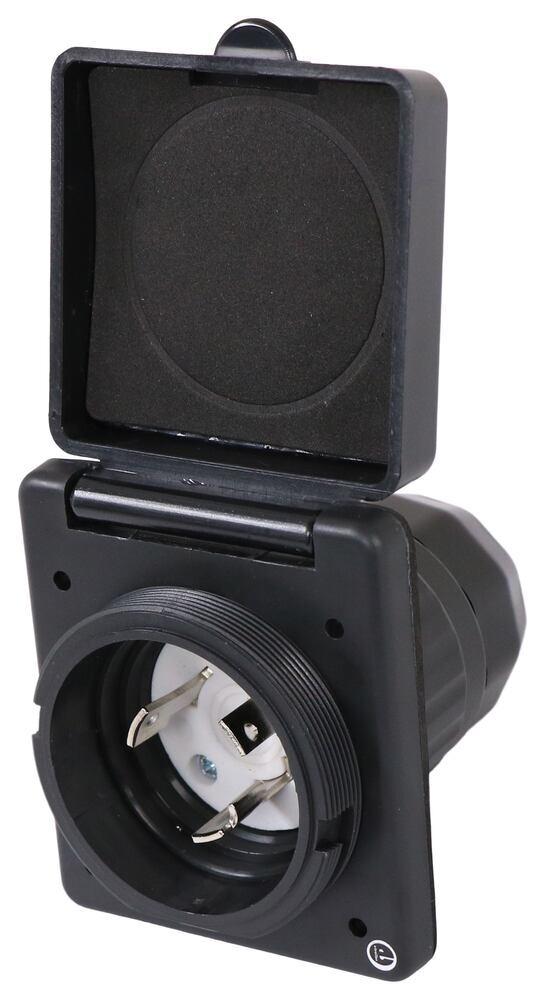 Epicord 30 Amp Twist Lock Male Plug RV Exterior - 277-000138