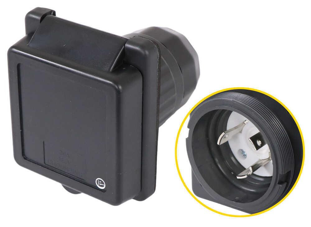 277-000138 - 30 Amp Twist Lock Male Plug Epicord Power Inlets