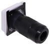 Epicord 50 Amp Twist Lock Power Inlet - White White 277-000139