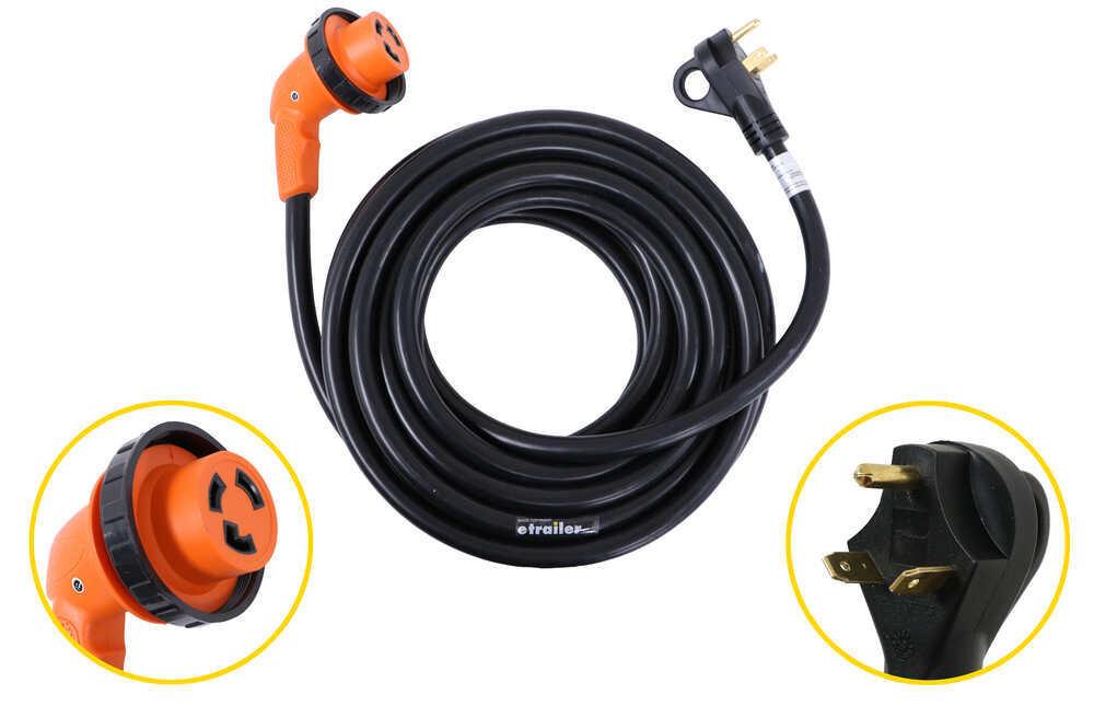 RV Power Cord 277-000147 - 30 Amp Male Plug - Epicord