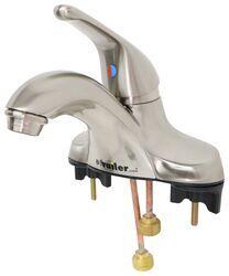 Phoenix PF232221 Single Handle Bath Faucet White