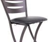 277-000203 - Black Aussie RV Couches and Chairs