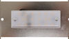 "Gustafson RV LED Sidewall Light - Satin Nickel - 10.5"" x 4"" Satin Nickel 277-000468"
