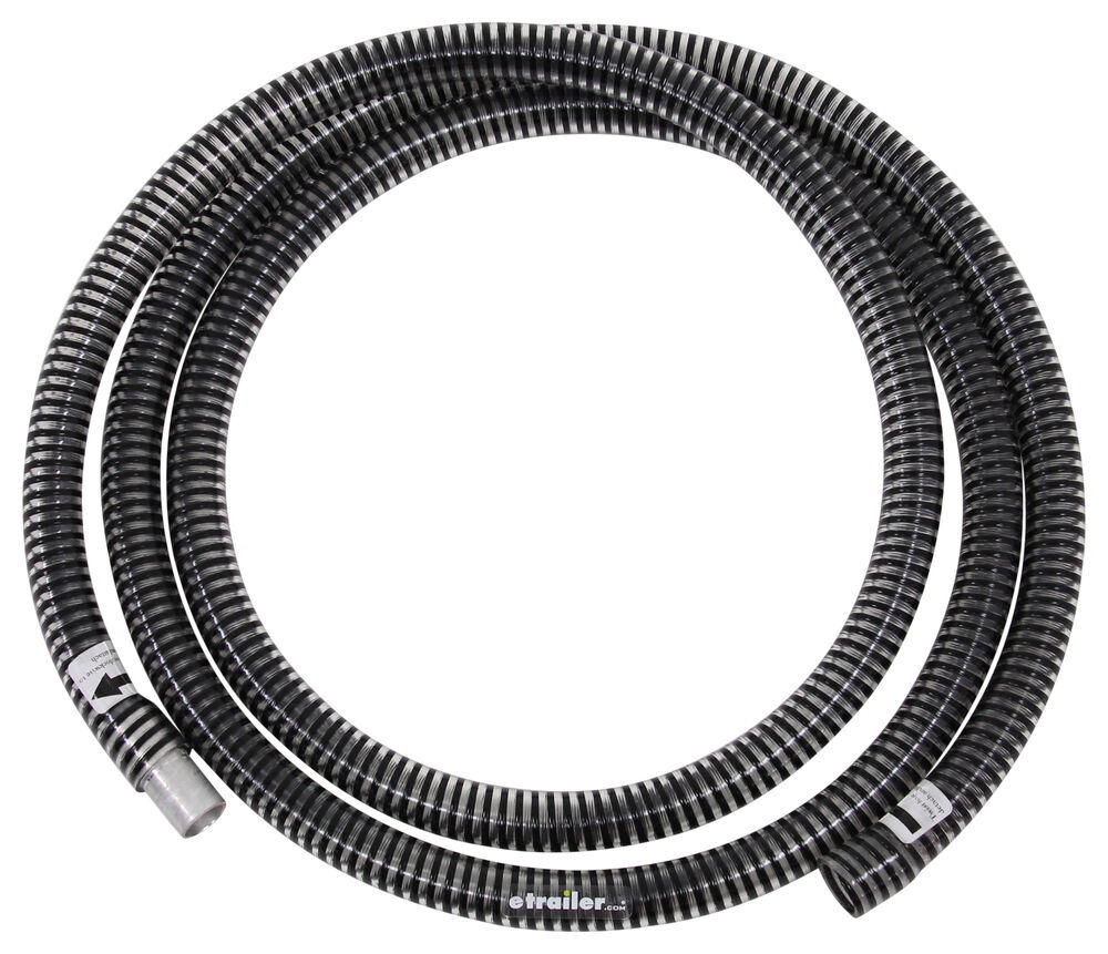 Extension Hose for SewerSolution Macerator System - 10' Long Extension Hose 278-SS02