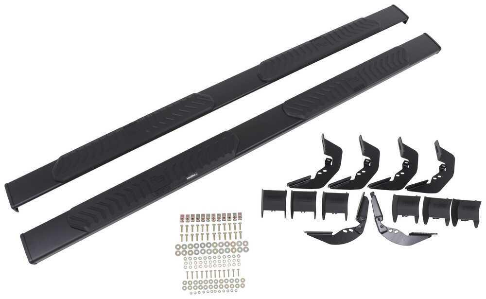 28-51035 - Aluminum Westin Nerf Bars - Running Boards