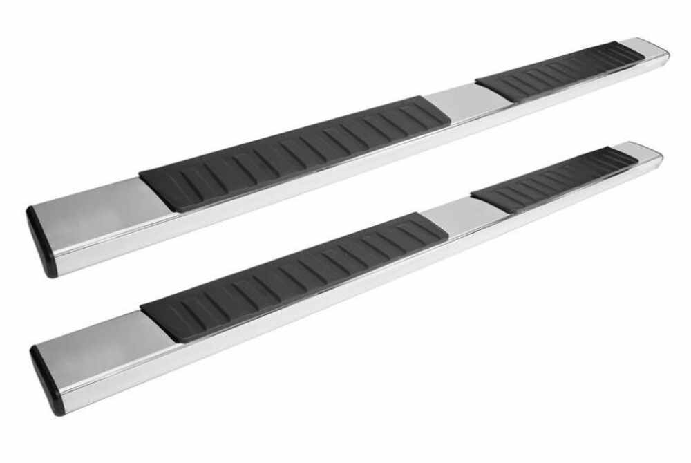 "Westin R7 Nerf Bars - 7"" Wide - Polished Stainless Steel 7 Inch Width 28-71270"
