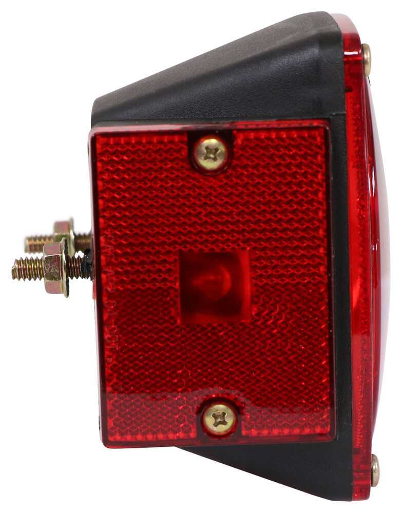 Wesbar Combination Tail Light For Trailers Under 80 U0026quot  Wide