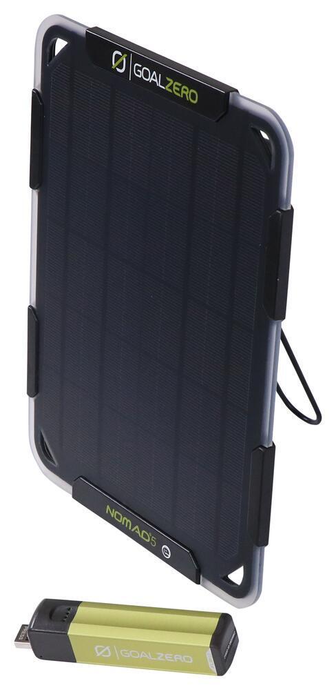 287-41400 - Solar Goal Zero Power Banks,Solar Panels