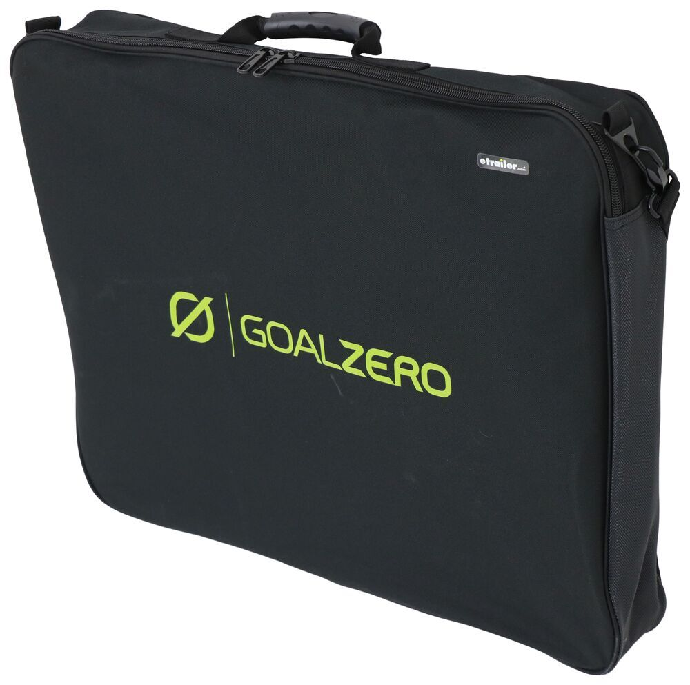 287-92100 - Travel Cases Goal Zero RV Solar Panels