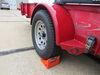 etrailer Orange Wheel Chocks - 288-02011-2