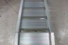 "Aluminum Car Hauler Ramp Set - 48"" x 14-1/2"" - 6,000 lbs - Qty 2 Car Hauler Ramps 288-07501"