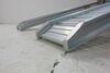 "Aluminum Car Hauler Ramp Set - 48"" x 14-1/2"" - 6,000 lbs - Qty 2 6000 lbs 288-07501"