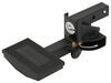 "Extendable Hitch Mounted Step for 2"" Hitches - Steel - Black - 500 lbs 500 lbs 288-08400"