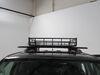 """Aluminum Roof Mounted Cargo Basket - 44"""" Long x 39"""" Wide x 7"""" Deep - 150 lbs Aluminum 288-09200"""