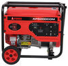 A-iPower 5,000-Watt Portable Generator - 4,000 Running Watts - Gas - Manual Start Gas 289-AP5000