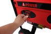 A-iPower 5,000-Watt Portable Generator - 4,000 Running Watts - Gas - Manual Start 120 Volt Output,240 Volt Output 289-AP5000