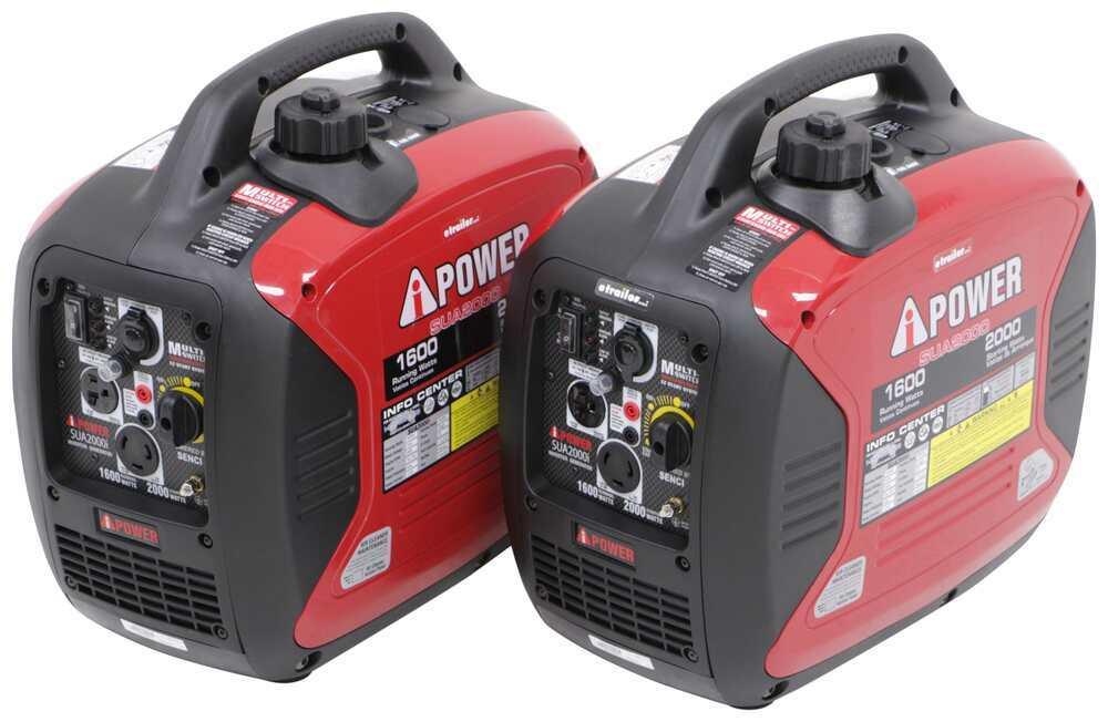A-iPower Inverter - 289-SUA2000I-2