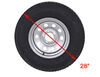 RV Covers 290-8756 - 28 Inch Tires - Adco