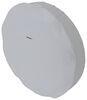 """Adco Spare Tire Cover - 21-1/2"""" Diameter - Vinyl - White White 290-1760"""