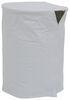 290-2111 - White Adco Propane Tank Covers