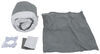 Adco Gray and White RV Covers - 290-22895