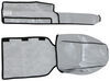 290-2378 - Diamond Plate Adco Storage Covers,Mirror Covers,Wiper Blade Covers