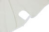 Adco RV Windshield Cover for Class B and C Motorhome - Ford Transit - Vinyl - White White 290-2425