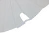 290-2425 - White Adco Windshield Covers