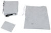 290-2600 - White Adco Windshield Covers