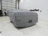Adco Polypropylene RV Cover for Pop-Up Camper - Up to 12' Long - Gray 10 Feet Long,11 Feet Long,12 Feet Long 290-2892