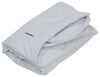 Adco RV Air Conditioner Cover for Coleman Mini Mach or Super Mach - Vinyl - Polar White Mini Mach,Super Mach 290-3017