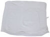 Adco RV Air Conditioner Cover for Coleman Mini Mach or Super Mach - Vinyl - Polar White White 290-3017