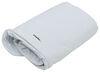 Adco RV Air Conditioner Cover for Coleman Mach I, Mach II, and Mach III TSR - Vinyl - Polar White White 290-3023