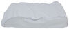 Adco RV Air Conditioner Cover for Carrier Low Profile - Vinyl - Polar White Low Profile 290-3025