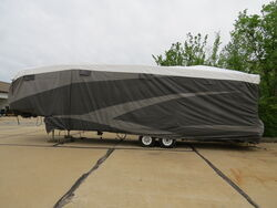 1 in to 12 Ft. ADCO 46002 Sfs Aquashed RV Cover44; 10 Ft