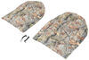 "Adco Tyre Gard RV Wheel Covers - Single Axle - 27"" to 29"" - Thermoplastic - Camo - Qty 2 Camouflage 290-3653"