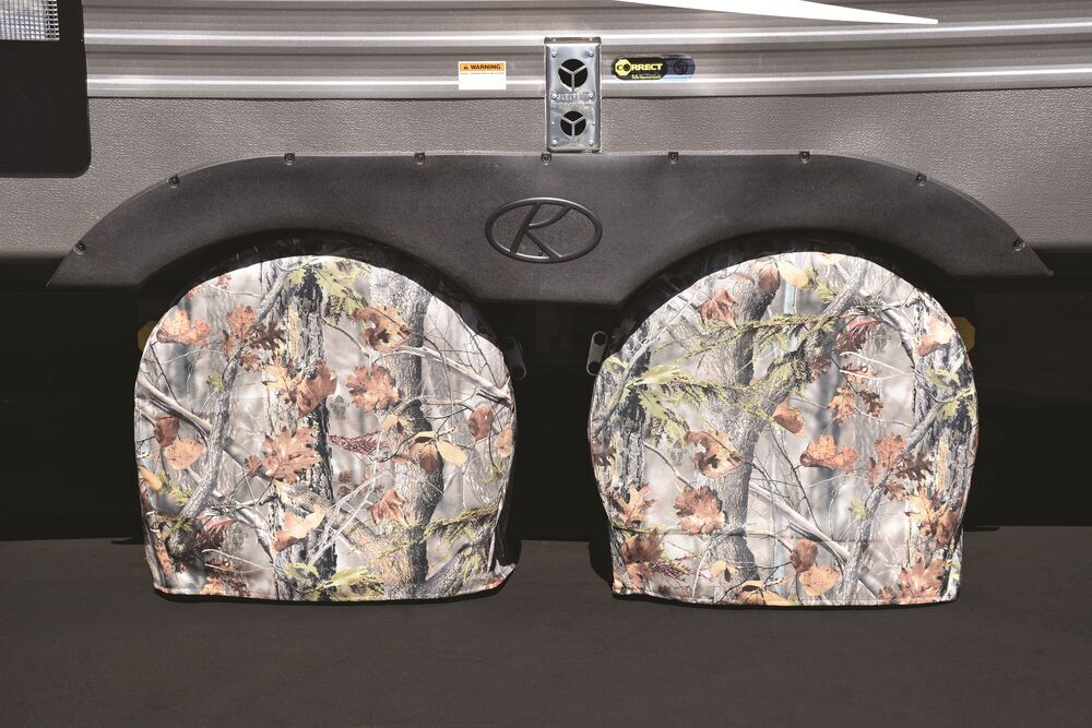 RV Covers 290-3654 - Wheel Covers - Adco