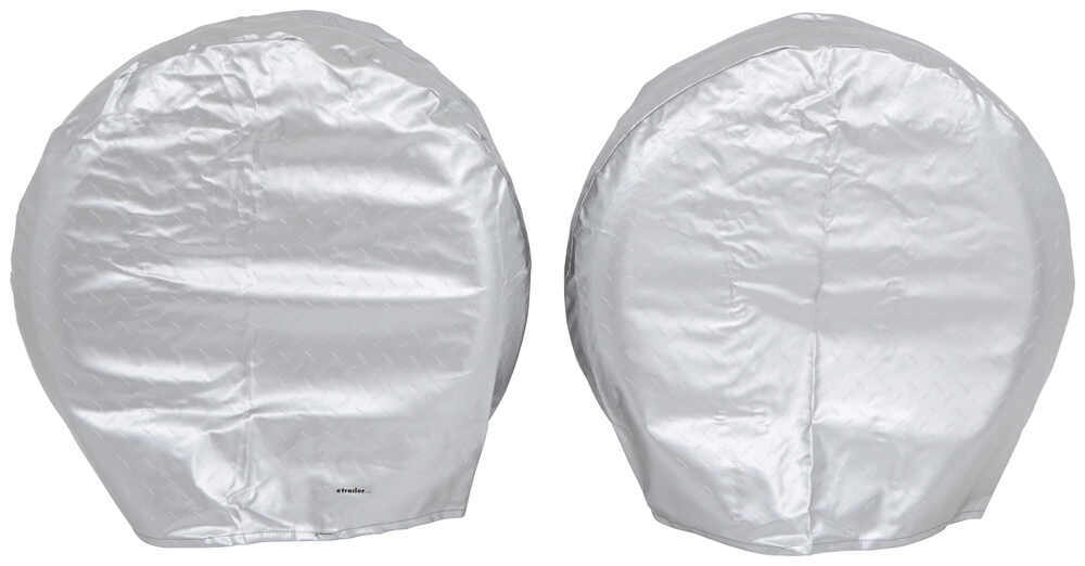 290-3749 - Diamond Plate Adco Tire and Wheel Covers