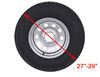 RV Covers 290-3923 - 27 Inch Tires,28 Inch Tires,29 Inch Tires - Adco