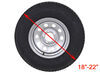 290-3955 - 18 - 22 Inch Tires Adco RV Covers