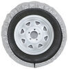 adco rv covers tire and wheel spare cover - 24 inch diameter vinyl diamond plate