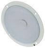 "Quest Indoor RV Speaker - Recessed Mount - 6"" Diameter - 50 Watts - White - Qty 1 50 Watt 292-100094"